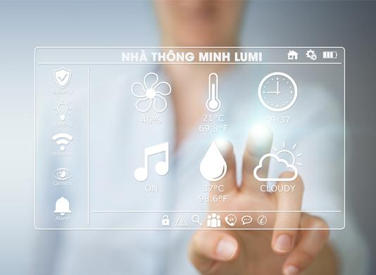 Hệ thống kiểm soát môi trường thông minh Lumi